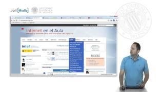 Tecnologías Educativas. Herramientas: Recursos educativos multimedia España.© UPV