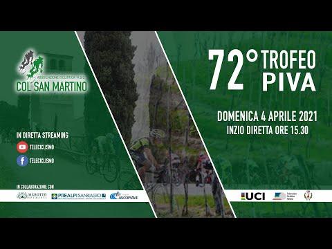 72° Trofeo Piva - 72nd Piva Trophy  [Live]