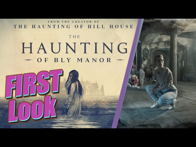 The Haunting Of Hill House Season 2 First Look Bly Manor Youtube