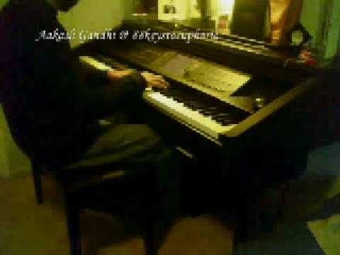 Tujh Mein Rab Dikhta Hai (Rab Ne Bana Di Jodi) Piano Cover by Aakash Gandhi