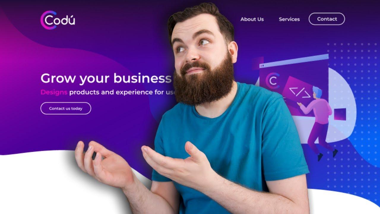 Rebuilding my Business Site LIVE with Next.js | Part 2