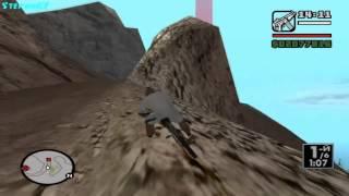 Прохождение Grand Theft Auto: San Andreas На 100% - Велогонки На Горе Чиллиад(146 Видео По GTA: San Andreas Канала