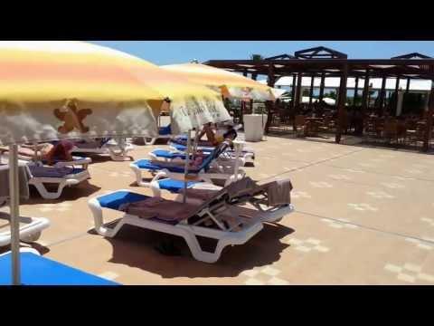 Hotel Asterias Beach , Ayia Napa , Zypern -Кипр .