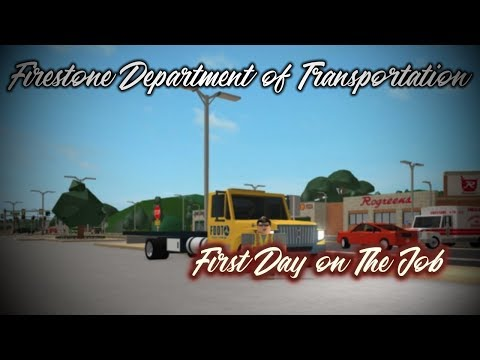 FDOT | First Day On The Job - Firestone Department of Transportation