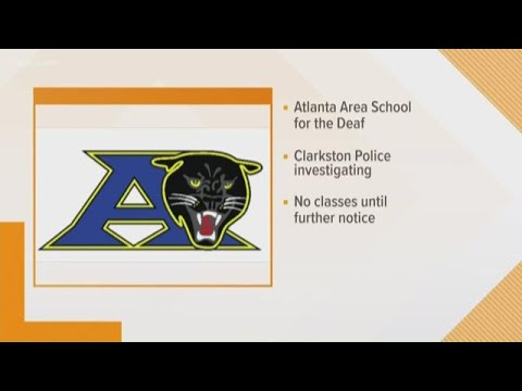 Atlanta Area School for the Deaf closes due to threat