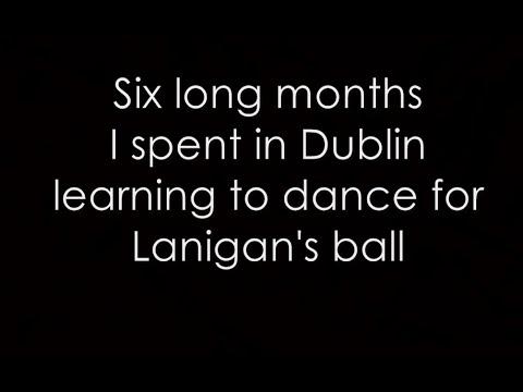 Lanigan's ball LYRICS - The Bards
