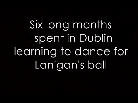 Lanigan's ball LYRICS - The Bards