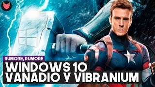 💎 Windows 10 Vanadio y Vibranium | La red de Mario