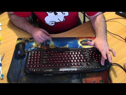 Steelseries - Merc Stealth: Keyboard Review
