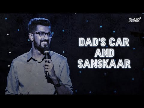 EIC: Dad's Car and Sanskaar - Azeem Banatwalla Stand-Up
