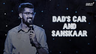 EIC: Dad's Car and Sanskaar - Azeem Banatwalla Stand-Up