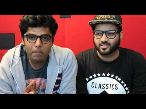 RJs Shyam and Syed present to you a dummy's guide to Chennai Tamil