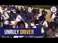 WATCH: Motorist ploughs through a group of pupils outside Johannesburg school