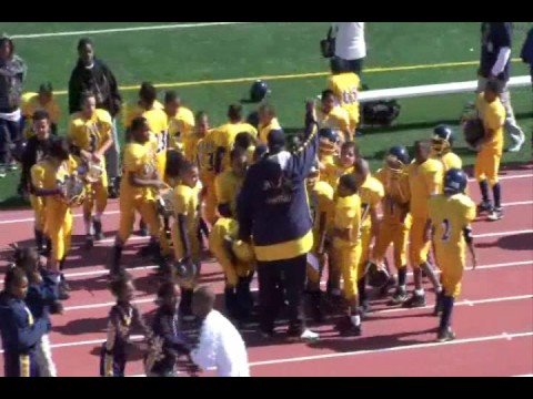 Inderkum Jr. Tigers vs. Elk Grove Herd Highlights