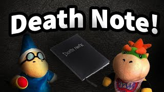 SML Parody: The Death Note!