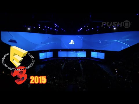PlayStation: E3 2015 Full Conference