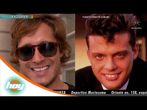 Diego Boneta se separa los dientes para parecerse a Luis Miguel | Hoy