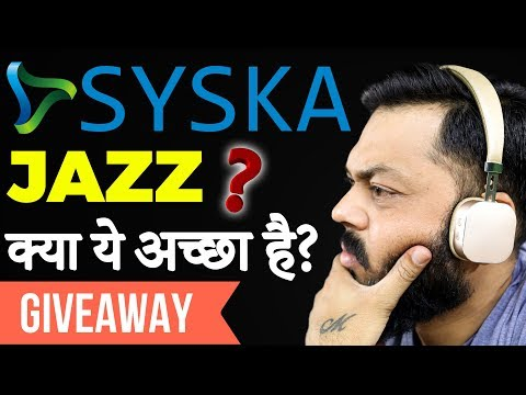syska-jazz-bluetooth-headset-review---कैसा-है-ये-?