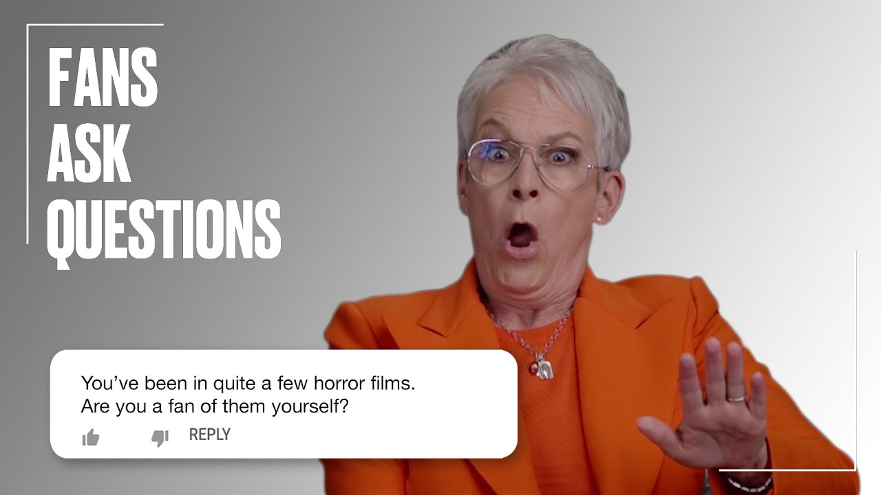 Jamie Lee Curtis Reveals What She Stole On Set | FAQs | @LADbible TV