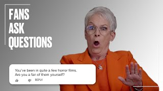 Jamie Lee Curtis Reveals What She Stole On Set   FAQs