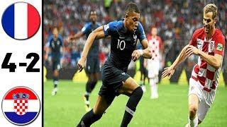 Download Video France vs Croatia • All Goals & Full Highlights(Final) MP3 3GP MP4