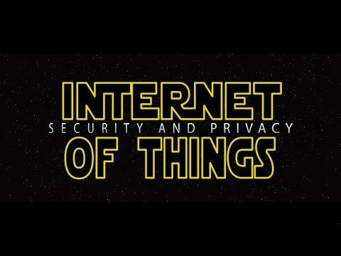Internet of Things: Security and Privacy