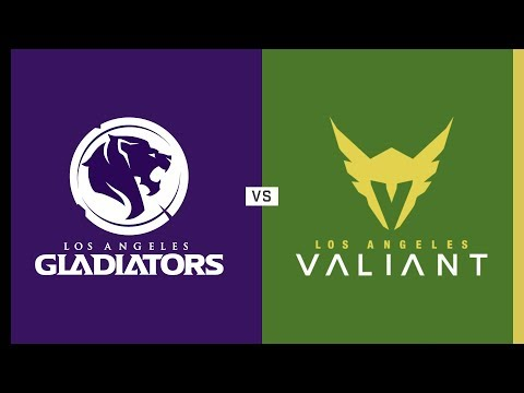 Los Angeles Gladiators vs Los Angeles Valiant | Match of the Week | Overwatch League