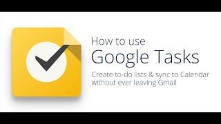 A new innovation of tasks:-Google tasks####