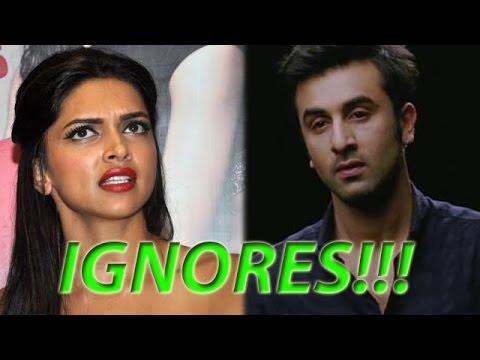 Deepika Padukone Snubs Ranbir Kapoor | Bollywood Gossip