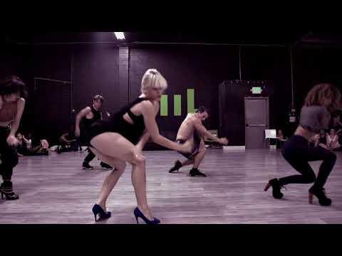 """Breathe On Me"" - Britney Spears   Choreography by: Brian Friedman & Yanis Marshall"