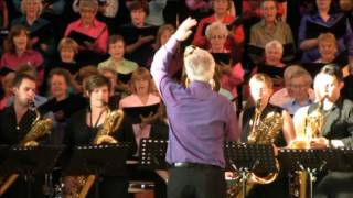 Zadok the Priest – Saxophones & Voices Together – 1