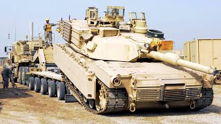 Вот Как Перевозят ТАНКИ! 10 Лучших Танковозов