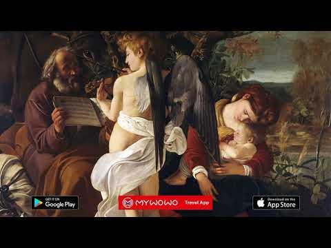 Via Del Corso – Doria Pamphili Caravage Et Vélasquez – Rome – Audioguide – MyWoWo Travel App