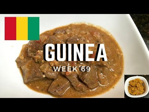 Second Spin, Country 69: Guinea [International Food]