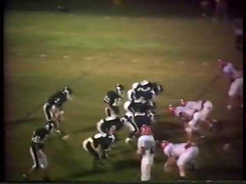 1990 Briarwood Academy Buccaneers at John Milledge Academy Trojans (football)
