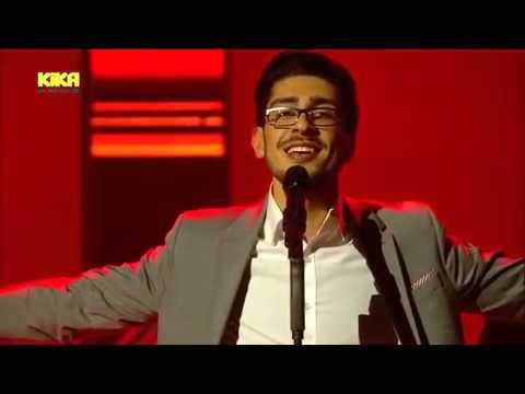 Farzin Javadi & Alvaro Soler - Dein Song Live Show