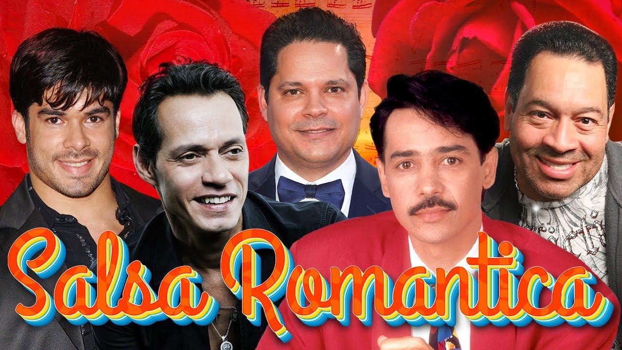 Download SALSA ROMANTICA MIX (LAS MEJORES SALSAS) MARC ANTHONY, MAELO RUIZ, GILBERTO SANTA ROSA, TITO NIEVES