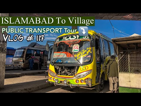 Islamabad To Village Local Transport Tour