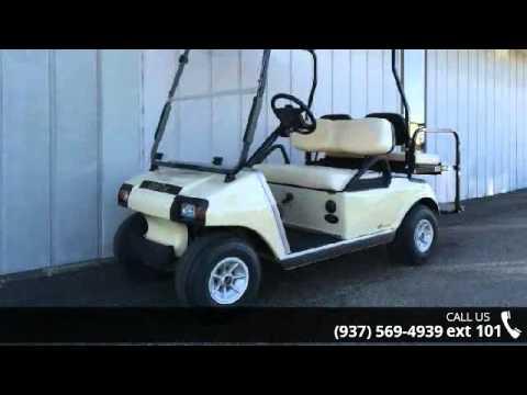 2008 Club Car DS Gas Golf Cart - Power Equipment Solution...