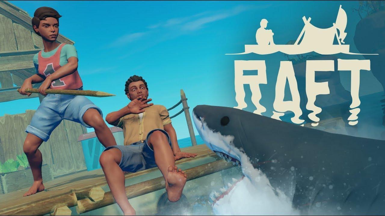 Raft Launch Trailer Youtube