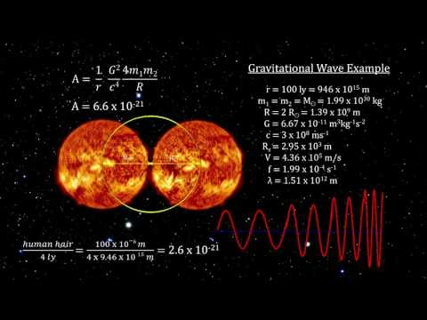 How Fast Is It - 06 Gravitational Waves (1080p)