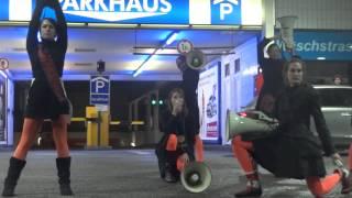 KOLLEKTIVE ANRUFUNG : VERSTÄRKUNG! für die ESSO-Häuser! 13.05. 2013 Hamburg (utopieTV-doku-video)