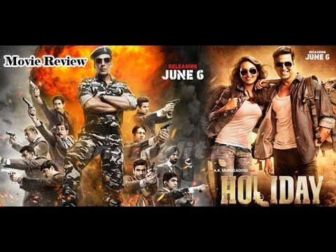 Watch Holiday Full Movie   Akshay Kumar, Sonakshi Sinha  Thuppakki