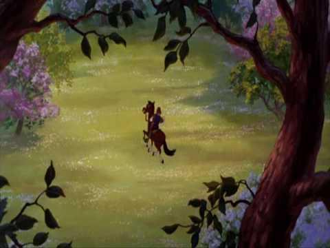 Swan Princess - The Magic of Love (polish)