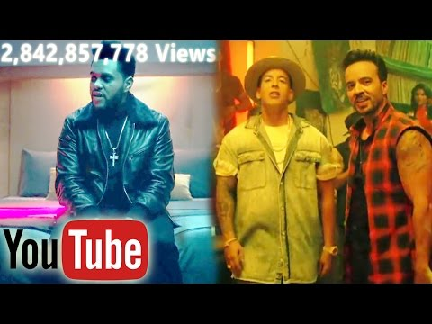 ALL Music Videos With +1 BILLION VIEWS on YouTube