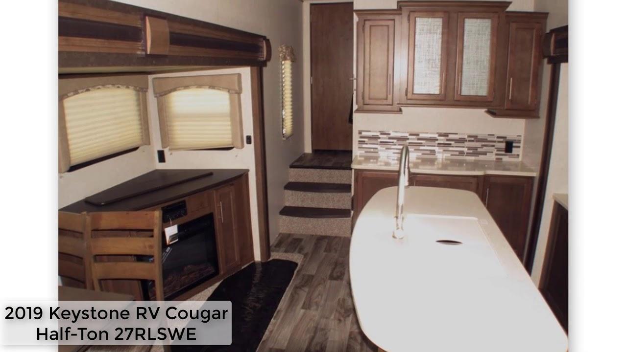 Keystone Rv Dealers In Yuma Az Whirlpool Range Wiring Diagram World 2019 Cougar Half Ton 27rlswe Youtube