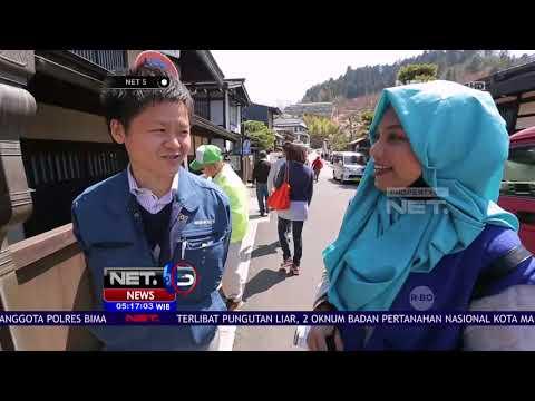 Wisata Ramah Muslim di Prefektur Gifu, Jepang - NET5