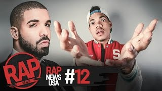 RapNews USA #12 [Drake, Childish Gambino, Chance the rapper]
