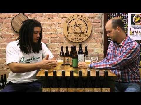 Green Bench Brewing with Head Brewer Khris Johnson - Episode #274