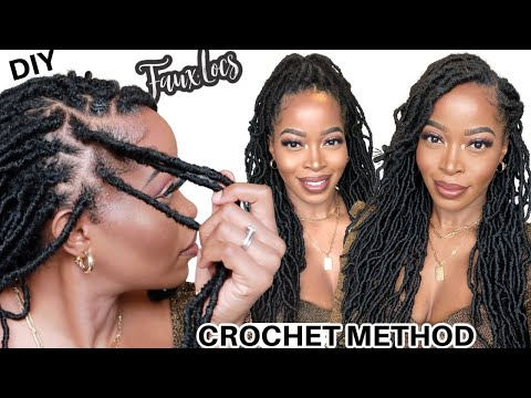 crochet-faux-locs-are-the-best!-no-wrapping,-no-rubber-bands|-natural-born-locs-ft.-janet-collection